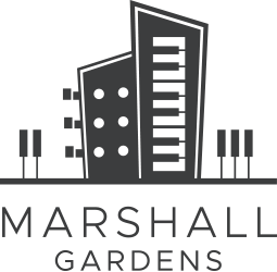 Marshal Gardens Logo